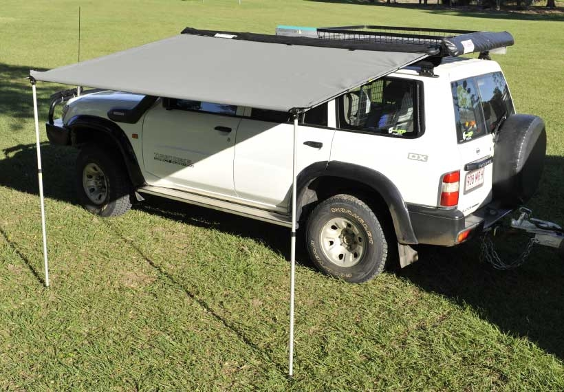 Replacement Drawer Slides >> 4x4 Awning, 4wd Awnings, Roof Rack, Fitting Kit, Pull Roll ...