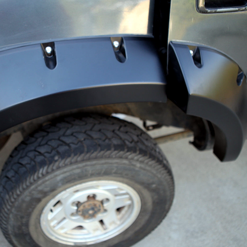 Landcruiser Tough Flares