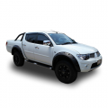Toyota 200 Series Landcruiser 9/2007+ Outback Armour Lift Kit