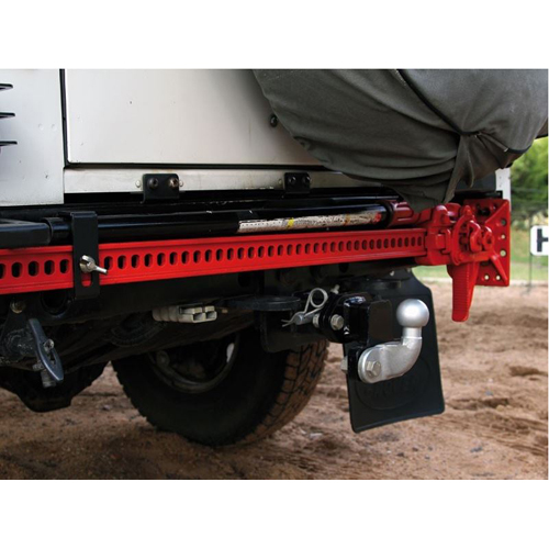 Hi Lift Jack Rear Bumper Bracket