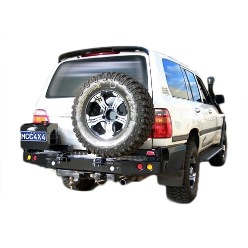 Landcruiser 100 Rear Carrier Bar
