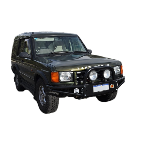Land Rover Discovery Off Road Accessories: Discovery Xrox Bar