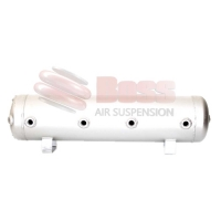 Aluminium Air Tank 5 Gallon 9 Port