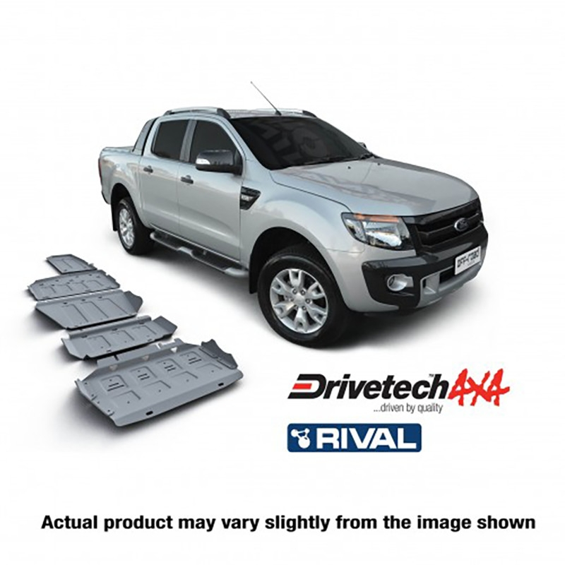Ford Ranger PX Underbody Armour