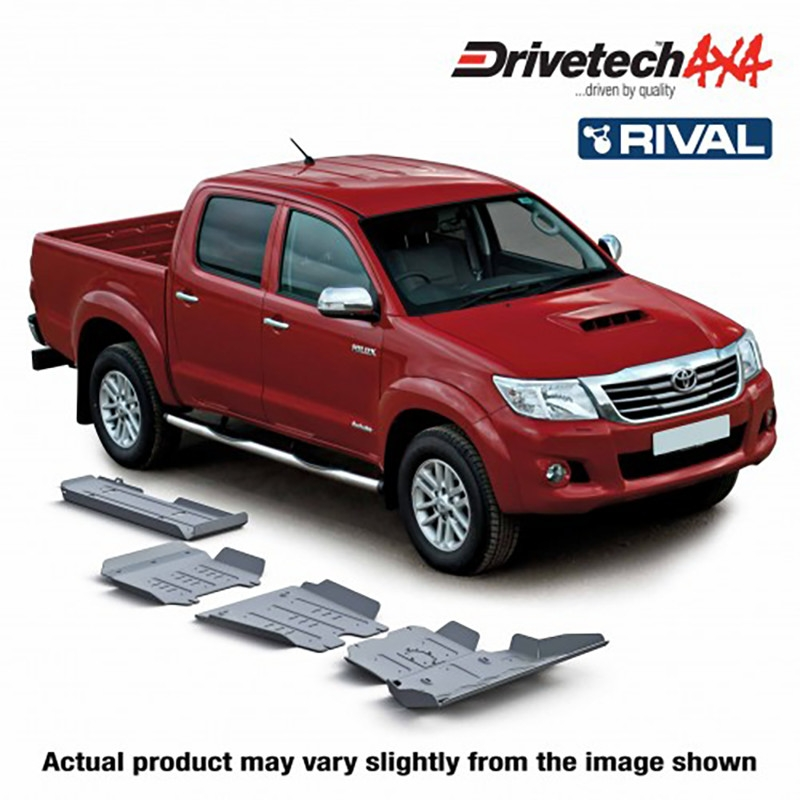 Toyota Hilux Underbody Armour