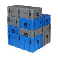550 x 550 x 800mm Spacecase Modular 550/1100 Cargo Case