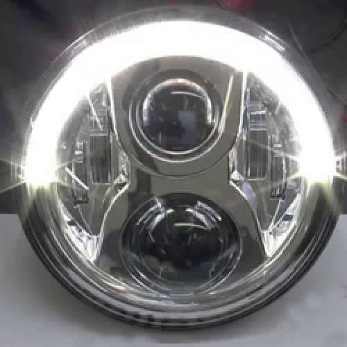 8700 Evolution 2 7inch Led Headlight