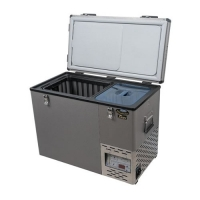 WE 50ltr Fridge/Freezer