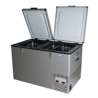 72LT Fridge/Freezer
