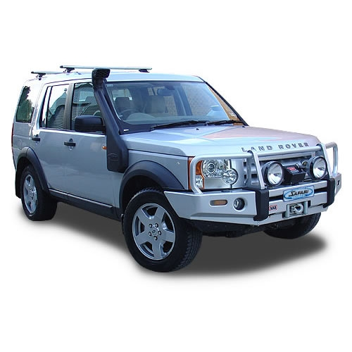 Land Rover Snorkels & Air Intakes