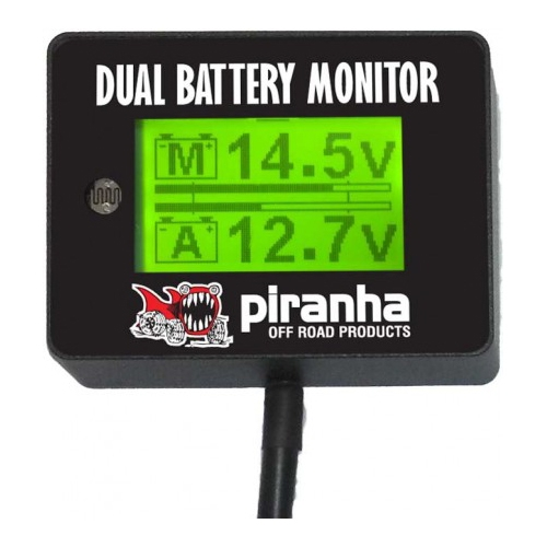 Dual Battery Monitor