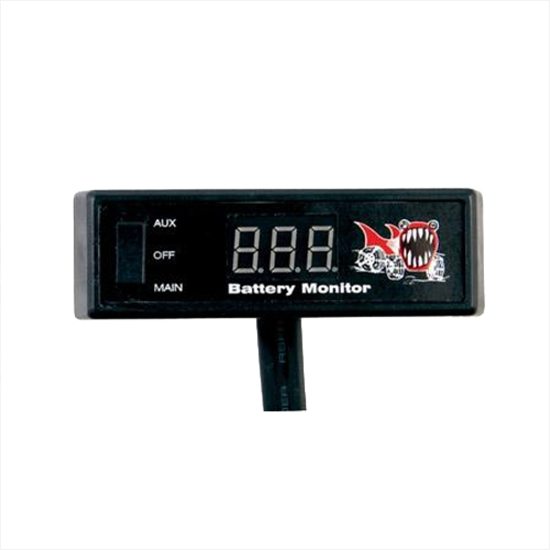 Digital Battery Monitor