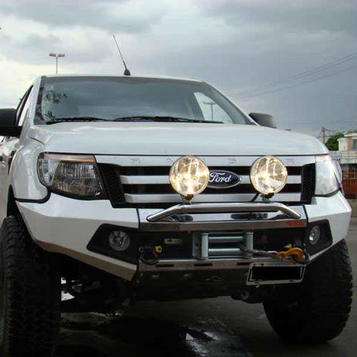 Ranger Px1 Evolution Bumper 2012 2015