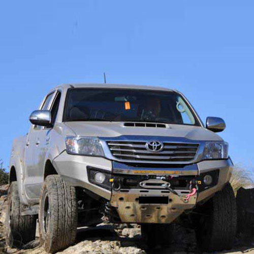Hilux Evolution Bumper 2005 2015