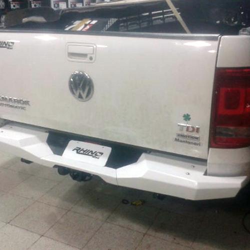 Amarok Rear Bumper