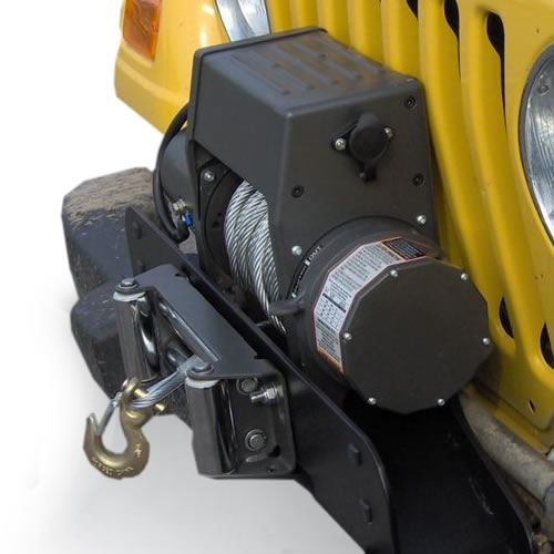 4wd Electric Winches