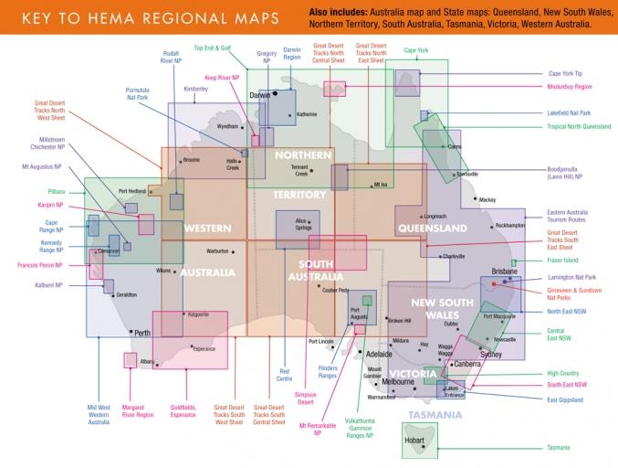 Australia 4wd Raster Map Dvd 9781865005553 Tough Toys