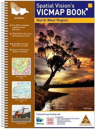 Spatial Vision's VICMAP Book - North West Region