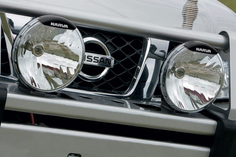 Fitting Spotlights To Your 4x4