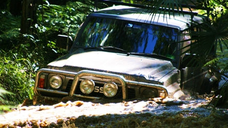 Insuring Your 4wd Vehicle For Offroad Use