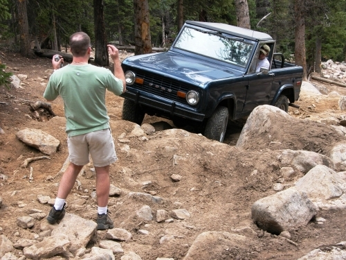 Common Mistakes Offroad: Not Listening To Your Spotter