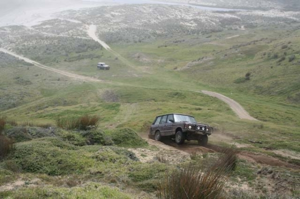 Common Mistakes Offroad: Failed Hillclimb / Ascent Recovery