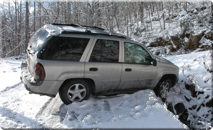 Snow Driving Recovery Techniques