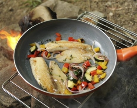 Keeping Food Fresh While Camping