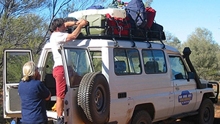 Packing Your 4wd At The End Of A Trip