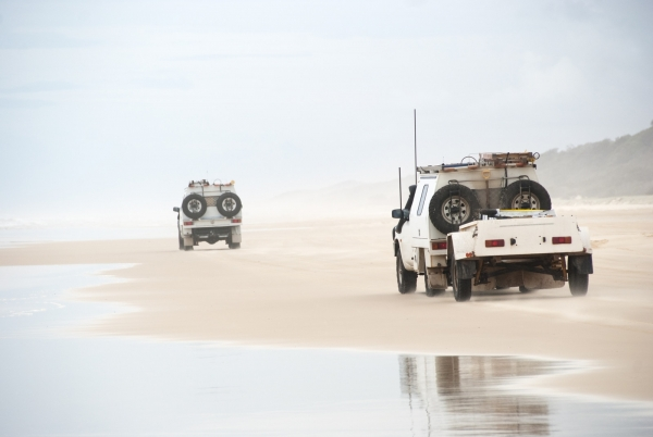 4wd Etiquette - How To Behave Off Road