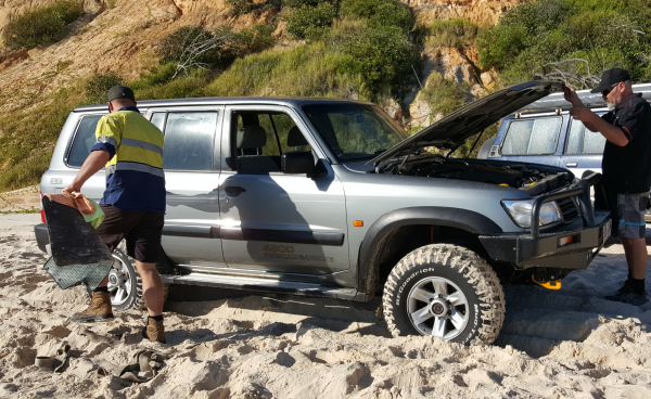 Common Reasons For Breaking Down While Offroad