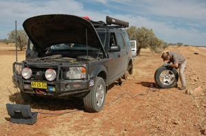 4wd Air Compressors - High Flow To Inflate Your 4x4 Tyres Fast