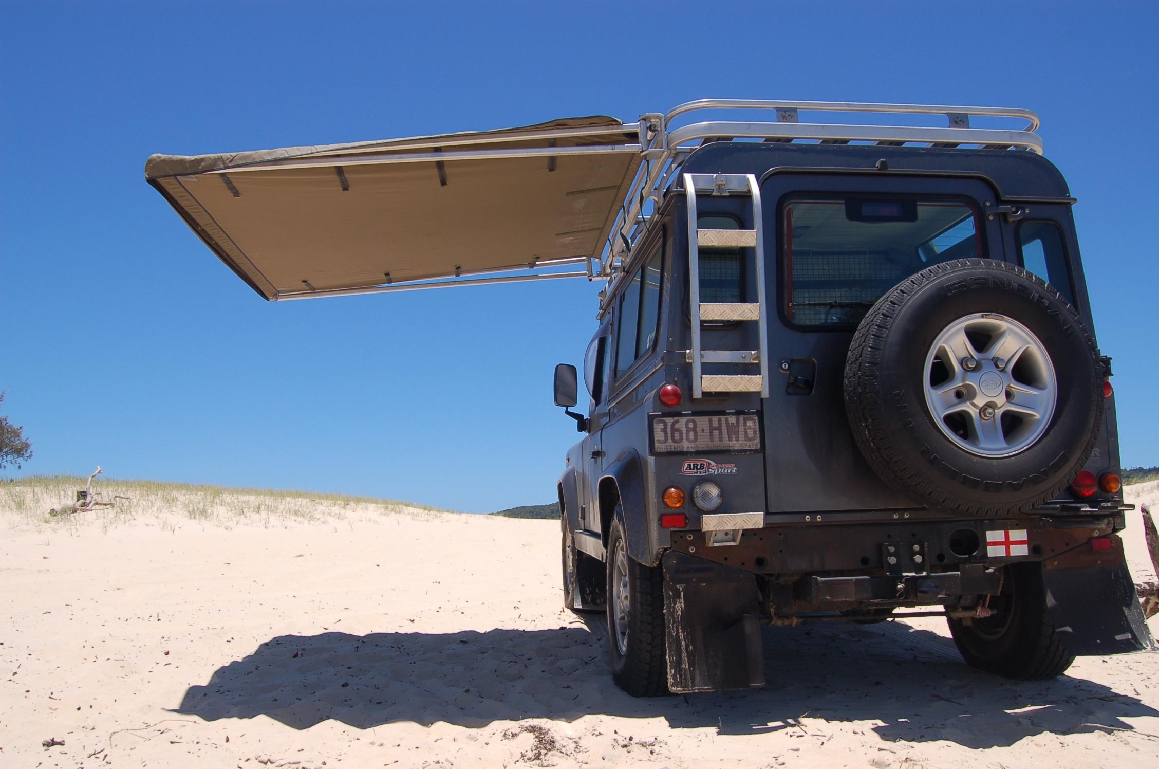 Kalahari Rear Awning