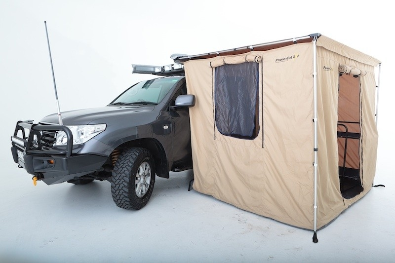 Kalahari Black Edition Awning Review