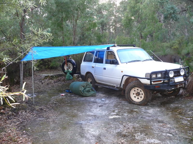 4x4 Awning Review, 4wd Awnings, Instant Awning, Sun Shade, Side ...