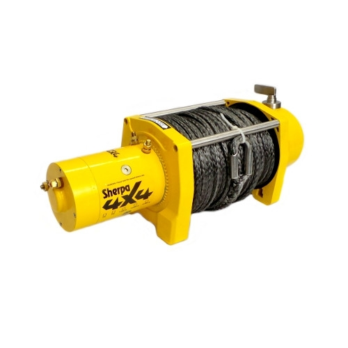 The Steed 17000Lb Offroad Winch