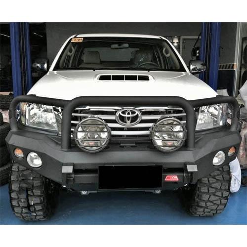 Car Repair Insurance >> Hilux Rocker Front Bar
