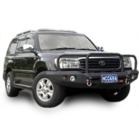 Rocker Front Bar Suitable For Toyota Landcruiser