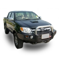 Stainless Falcon Front Bar Suitable For Toyota Hilux