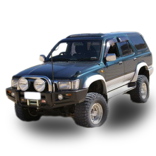 Stainless Falcon Front Bar Suitable for Toyota Hilux Surf