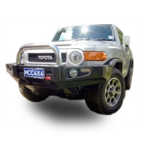 Stainless Falcon Front Bar Suitable For Toyota FJ Cruiser