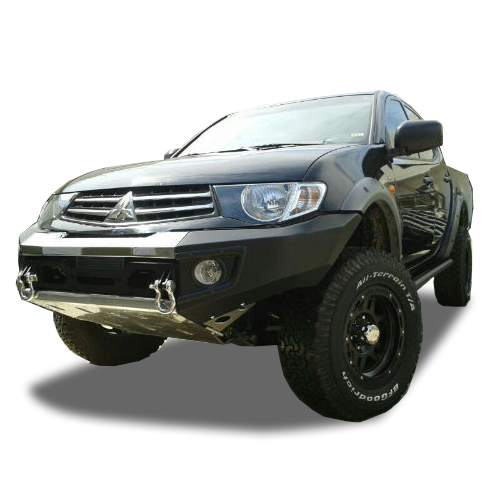 Hilux Revo 2015+ Rock Sliders