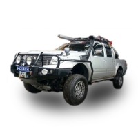 Navara Falcon Front Bar