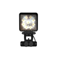 4inch/100mm LED Flood Light with Bracket