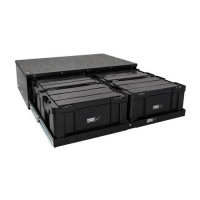4 Cub Box Drawer Wide