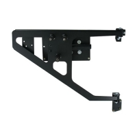 Spare Wheel Carrier Suitable for Land Rover Defender 90 & 110 1983-2016
