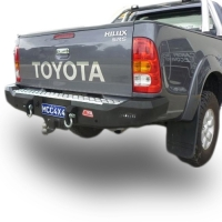 Rocker Rear Bar Suitable For Toyota Hilux