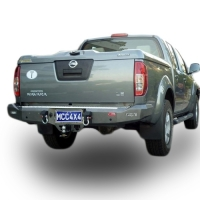 Navara Rocker Rear Bar