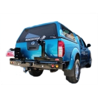 Navara Rear Carrier Bar