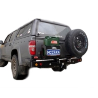 Rodeo/ Colorado Rear Carrier Bar